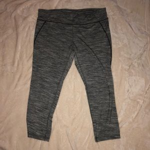 GAP Fit workout leggings crop